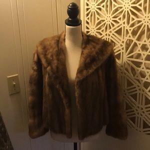 Jackets & Blazers - Stunning Vintage Fur